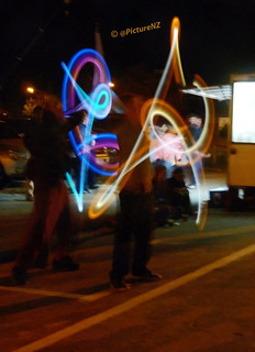 The Light Jugglers