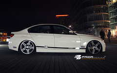 BMW 3-Series F30 PD-M1 Prior-Design Aerodynamic-Kit