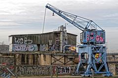 Billhafen Hamburg