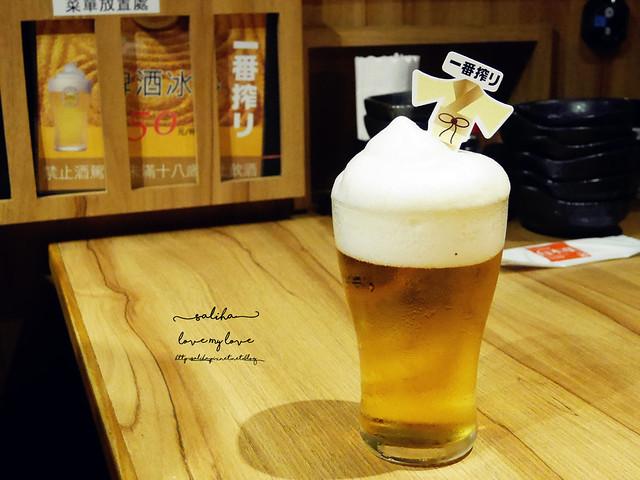 西門町美食餐廳推薦白木屋居酒屋串燒日本料理 (2)