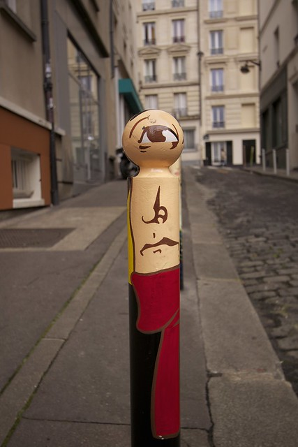 Aristide Bruant, Le CyKlop - Paris (7247)