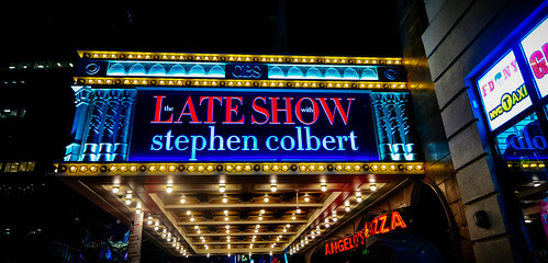 The Late Show with Stephen Colbert photo
