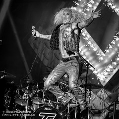 Twisted Sister and Phil Campbell @ Hellfest 2016, Clisson | 18/06/2015