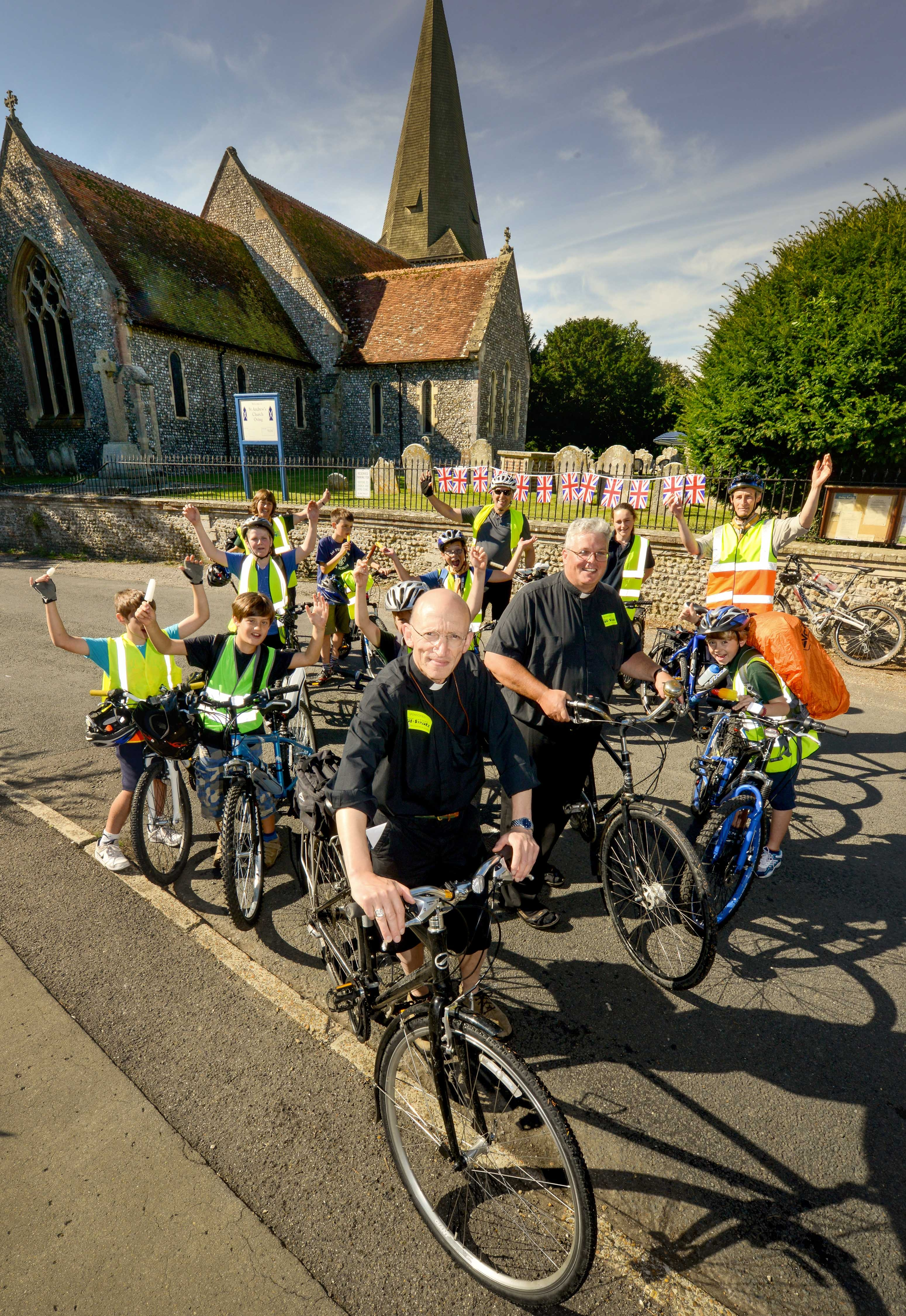 Ride+Stride in Sussex (Jim Holden)