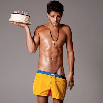 Birthday Cake Models