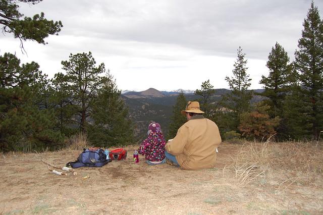 Indian Peaks Overlook - Hiking at Tenderfoot Loop Trail, Boulder, CO