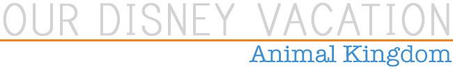 DisneyVacation Title AK