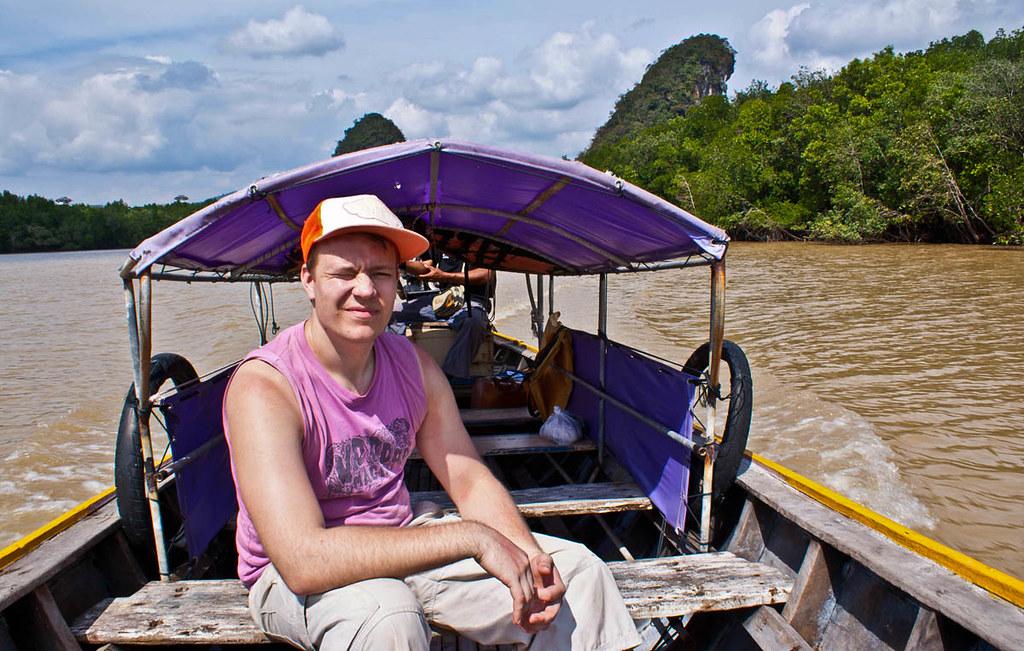 Krabi Town, Thaimaa