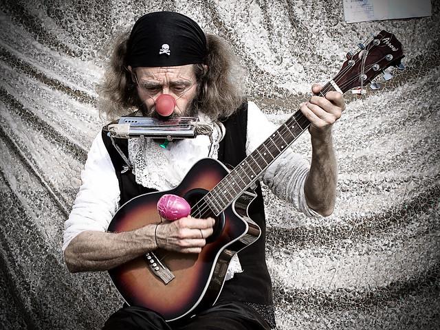 Payaso triste / Sad clown