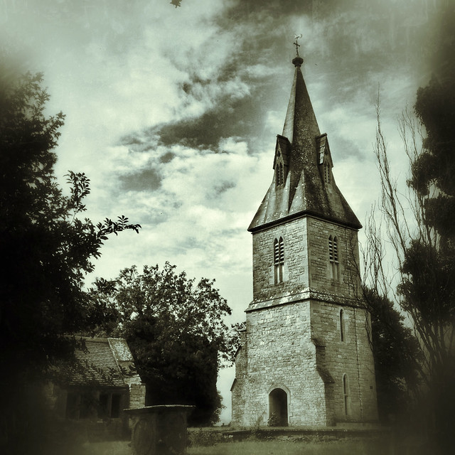 Frocester Church (iPhoneography)