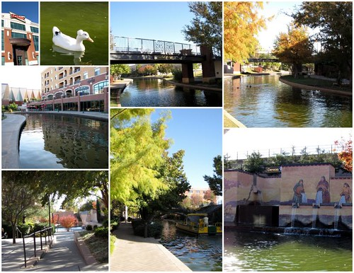 Bricktown Canal Walk