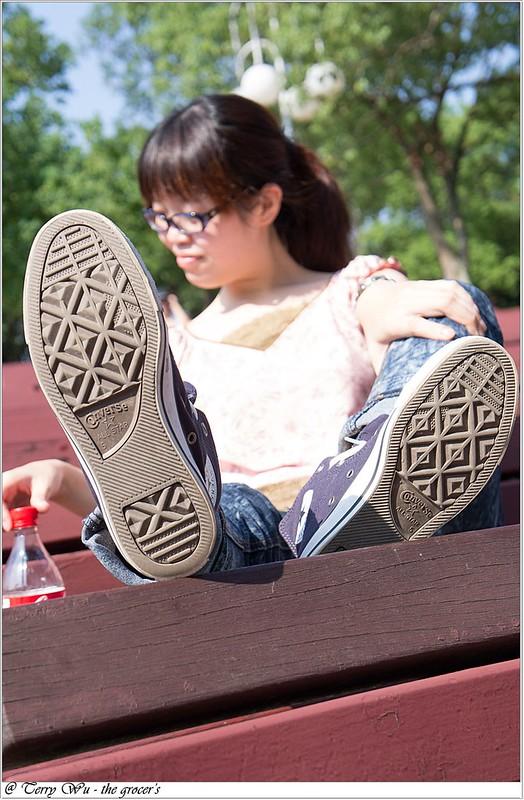 2012-11-10 姐妹會的老人團健行-大安森林公園-13