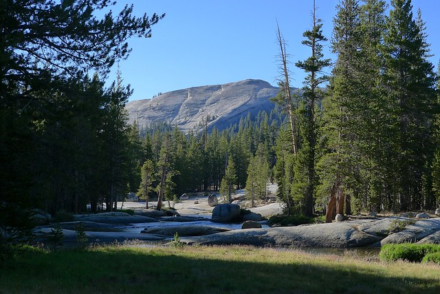 Lembert Dome - Tuolumne Meadows