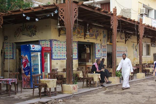 363 - Paseo en calesa en Aswan