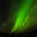 Green solar wind
