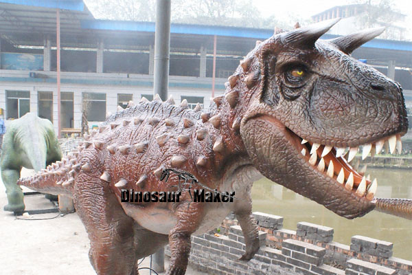 Professional Animated Animatronic Dinosaur Manufacturer in China
