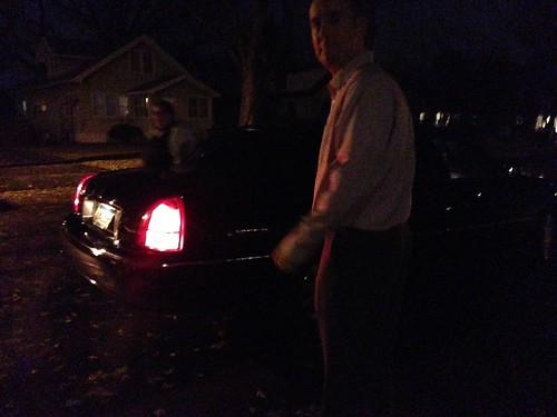 Uber car service!