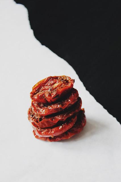 039 Slow Roasted Tomatoes