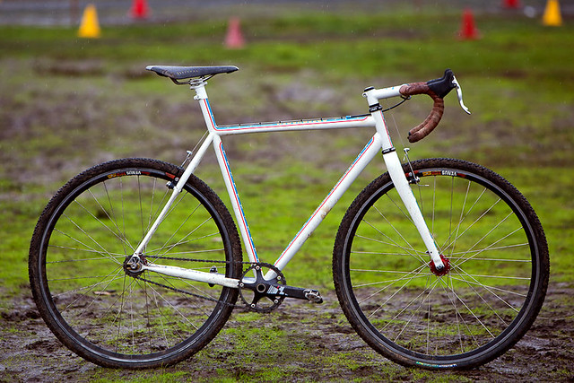 Beautiful Bicycle: Tom's 2008 Speedvagen Cross Machine