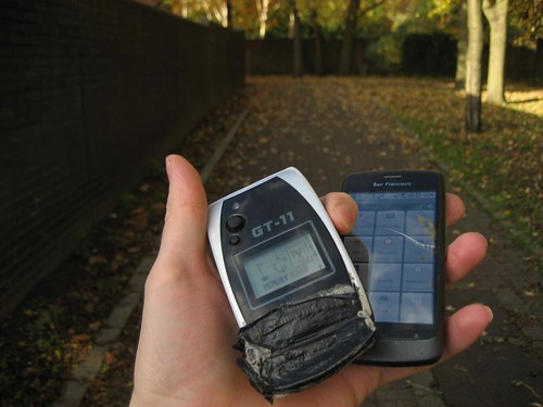 GPS experiment