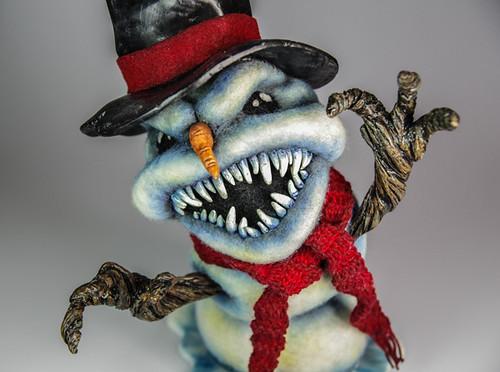 Evil Snowman 12