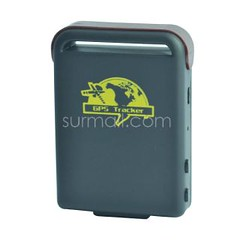 GPS Vehicle Tracker with Many Alarm Functions
