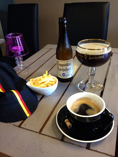 Rochefort breakfast