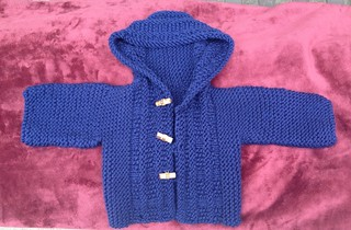 Snug Baby Sweater