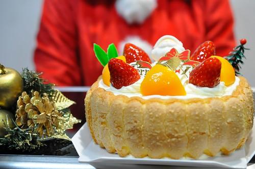 西武池袋本店 クリスマスケーキ シーゲスクランツ エアトベーレ