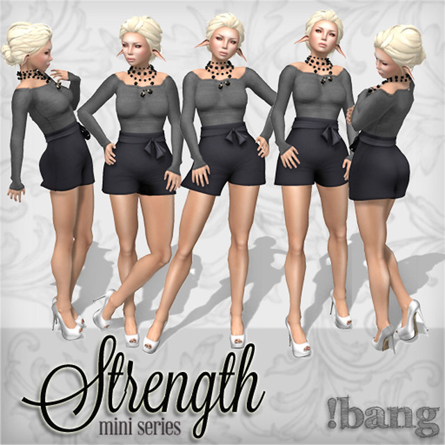 !bang - mini - strength