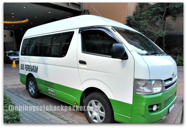Colmar Tropicale Van