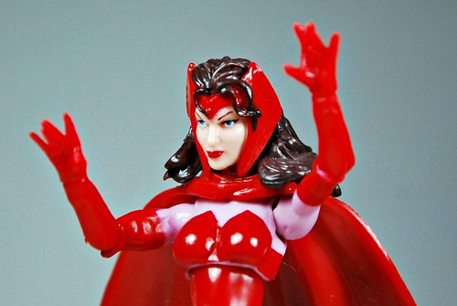 Marvel Universe: Scarlet Witch