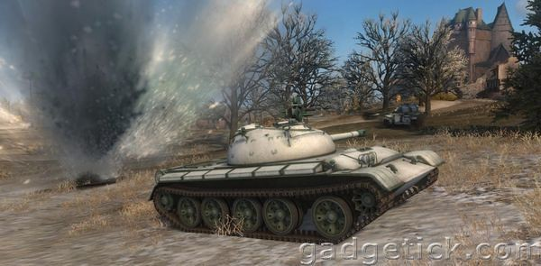 World of Tanks 0.8.2 Китайские танки