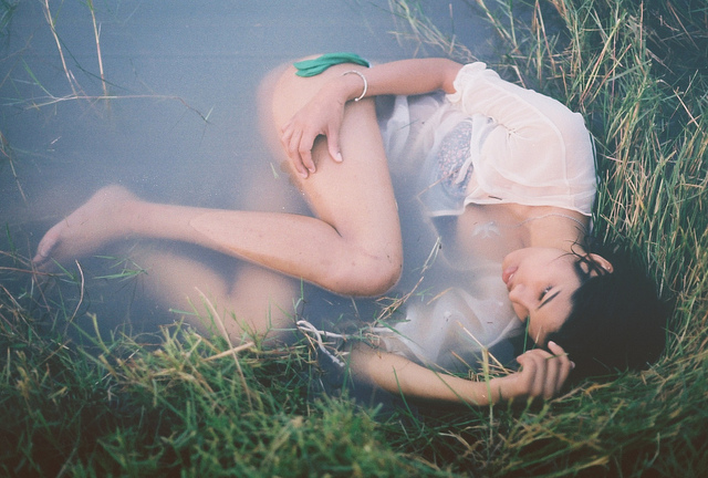 Portrait photography inspiration from Jackie Luo