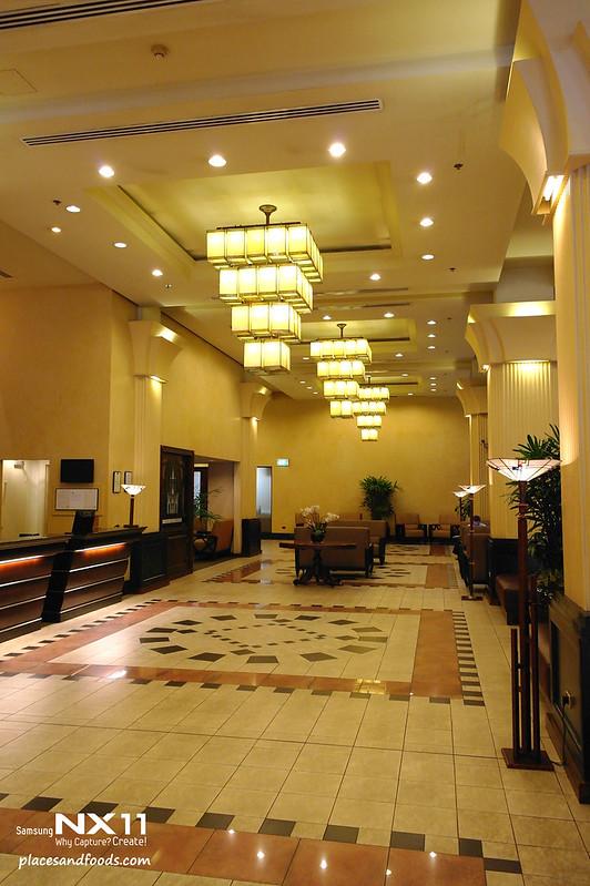 grace hotel sydney lobby
