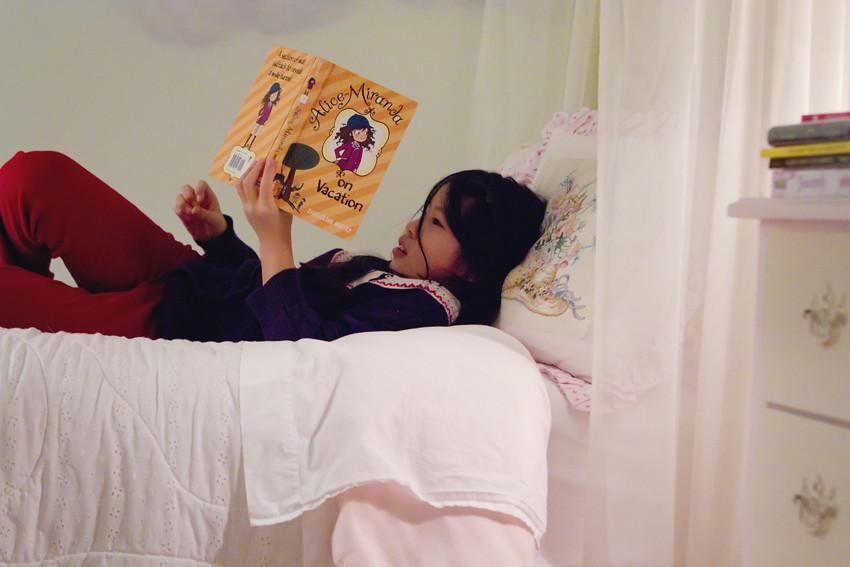 anna reading