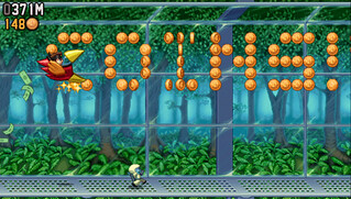 Jetpack Joyride for PS3 PSP PS Vita (Minis)