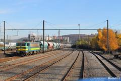 1206 sncb logistics ligne 40 bressoux 20 novembre 2012