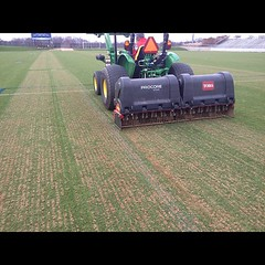 20 matches in 14 days... 11 weeks after seeding. Time for bed!
