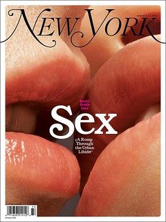 new york magazine sex