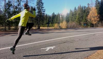 Alena Peterková: Závod je opravdu nejlepší trénink. Ale pozor
