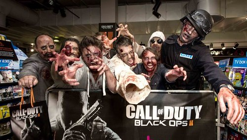 Call of Duty žaisti yra sveika...