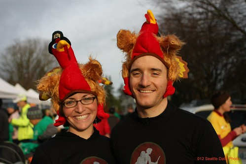 2012 Turkey Trot Participants  -  Please look for yourself in this set :-) by Seattle Daily Photo