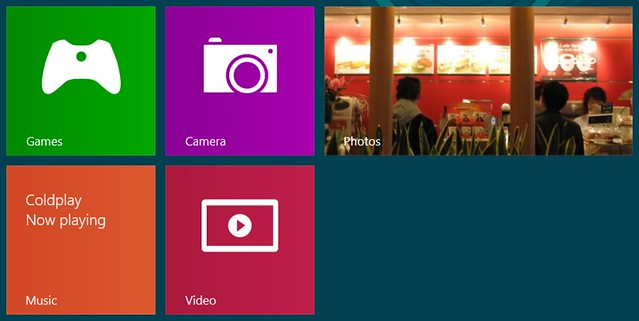 Media Apps Windows 8
