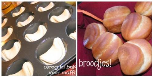 Brood zelf maken en niet kneden