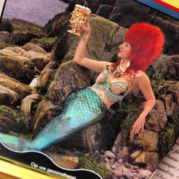 #beer drinking #mermaid #chicago