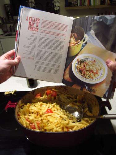 A Killer Mac and Cheese, Jamie Oliver versus moi