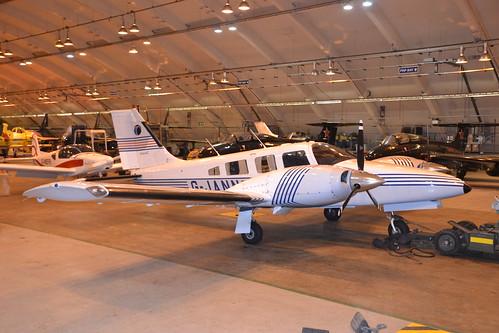 G-JANN PA-34-220T Seneca lll