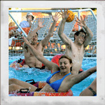 Inner Tube Water Polo at Crystal Park Sport&Health Club in Crystal City hosted by DC Social Sports Club