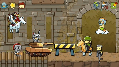 denny_morison: Scribblenauts Unlimited Review - Video Game